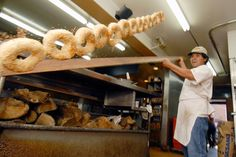 Recipe: Montreal bagels || Photo: Yannick Grandmont for The New York Times