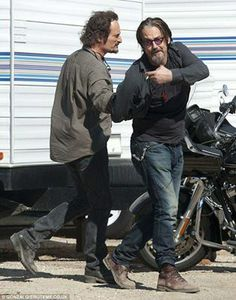 Kim and Tommy (Tig and Chibs)
