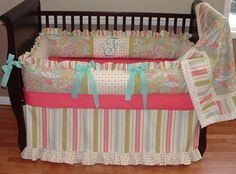 Unique Authentic ModPeaPod Baby Crib Bedding Set Gorgeous Modern our-future-someday
