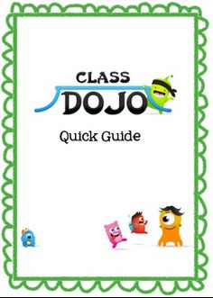 *FREEBIE* A great management tool! A quick beginners guide on how to get set up with Class Dojo and a couple of forms to use as well!