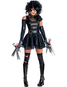 YES!!! Miss Scissorhands Costume