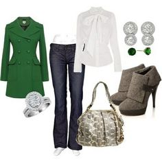 Winter Outfit- Love!