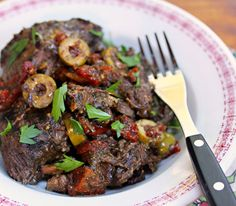 Italian Pot roast from The Perfect Pantry