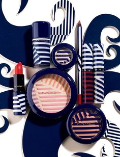 MAC Sailor collection!
