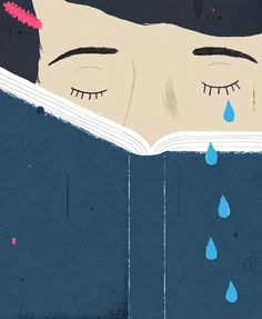 Books that make you cry.