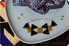 DIY Triangle Bead Bracelet (Reader's Choice)