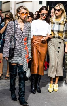 50 Jaw-Droppingly Good Outfits From Paris pictures