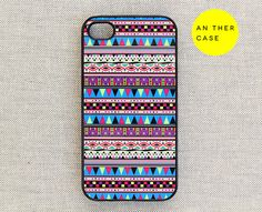 iPhone 4 case iPhone 4s case  Aztec print Aztec by AnotherCase, $14.99