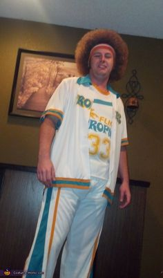 Jackie Moon - 2012 Halloween Costume Contest