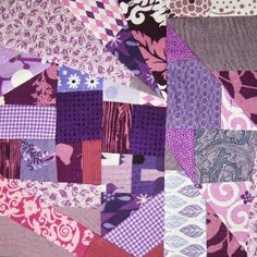 Learn how to crazy quilt with this Crazy Quilt Block tutorial. Crazy quilting is a fun way to create dimension and texture in your next quilt. Read more at http://www.favequilts.com/Block-Patterns/Crazy-Quilt-Block#mXyMiqYhcuoAxilD.99