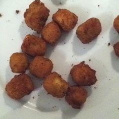 Homemade cheese balls :)