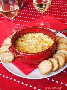 Captain Cook: A fantastic cheese dip