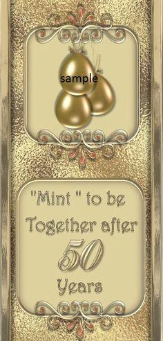 Fancy Golden Party Favor Set by SweetDee484 on Etsy, $25.00