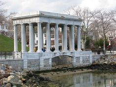 Plymouth Rock, Plymouth, Massachusetts