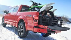 2015 Ford F-150: Cool Features, Functions, and Details - 2014 Detroit Au... Visit http://www.holmestuttle.com/