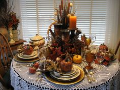 tablescapes by Dianne