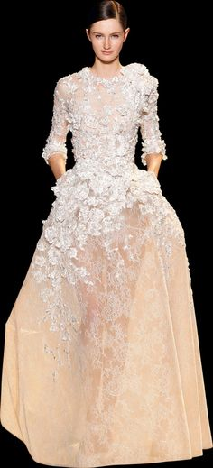 #ELIE SAAB Haute Couture Spring Summer 2013