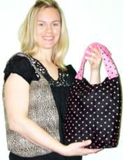 Anti Ouch Pouch - for after a mastectomy ... great gift for a breast cancer patient!