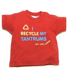 Fairtrade certified Organic cotton - Little Green Radicals Baby Short Sleeved T-Shirt