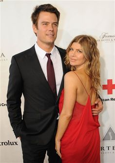 fergie and josh duhamel....