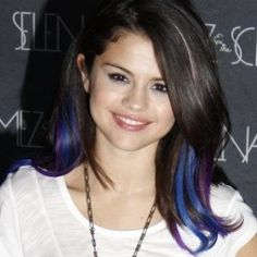 Google Image Result for http://www.karusalon.com/wp/wp-content/uploads/2012/04/selena-gomez-blue-and-purple-hair-streaks-e1335498324737-300x300.jpg
