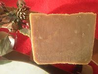 Natures Home Spa: Green Tea Soap Recipe: Hot process that looks like cold.