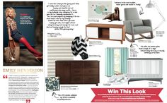 Win this Nursery, from The Land of Nod