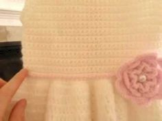 ▶ How to Crochet a Dress - YouTube