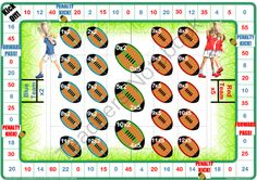 FREE Rugby Division Tables Game 2x 5x from Let Me Learn on TeachersNotebook.com -  (11 pages)  - Rugby times tables board game to print and play.  Inspired by reluctant and struggling learners who love games and sport! 2 times table plays 5 times table.