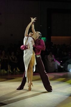 Yulia and Riccardo