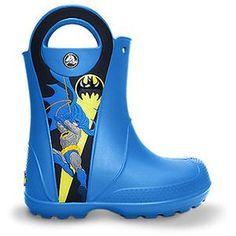 Crocs Batman Rain Boots