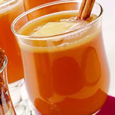 Buttery Mulled Cider