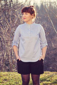 :: paunnet :: Carme blouse by Pauline Alice