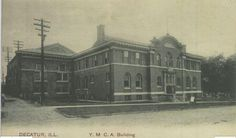 The history of the Decatur Family YMCA began over 100 years ago in 1877. We built our first building in downtown Decatur in 1907, and opened the facility that is still standing at the corner of Church Street and Prairie Avenue in 1952. Growth and the need for larger facilities necessitated building our current facility and it was opened on February 12, 2001.The Decatur Family YMCA of is one of Decatur and Macon Counties leading non-profit, community services organizations.