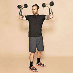 Bob Harper's 20-min Fat-Blasting Workout
