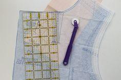 transfer pattern, perfect pattern, pattern piec, trace wheel