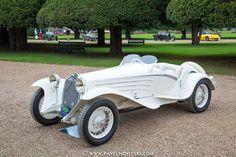 1931 Alfa Romeo 6C 1750 Touring Flying Star