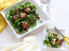 Prosciutto-Wrapped Scallops Recipe : Giada De Laurentiis : Food Network - FoodNetwork.com