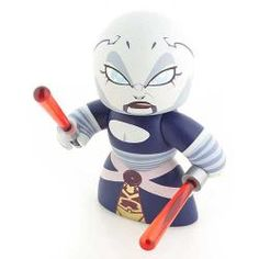Star Wars Asajj Ventress Mighty Muggs$9.99