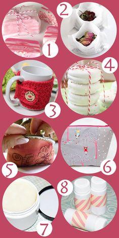 DIY Handmade Stocking Stuffer Gift Ideas - Pint Sized Handmade Stocking Stuffers You Can Make for Christmas Gifts