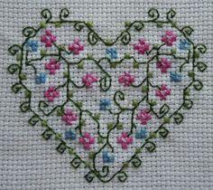 LOTS of small cross-stitch patterns!