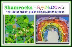 Shamrocks + Rainbows at RainbowsWithinReach