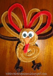 We Love Being Moms!: Thanksgiving ideas