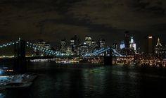 ahhh NYC at night