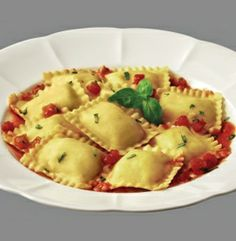 FIVE CHEESE RAVIOLI - Authentic, fresh and generously filled. Imported ...