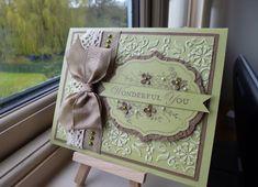 Wonderful You by sistersandie - Cards and Paper Crafts at Splitcoaststampers