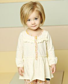 super cute #haircut for little #girl