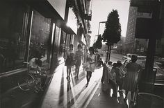 """Garry Winogrand (American, 1928–1984). Los Angeles, California, 1969. Gelatin silver print. Fraenkel Gallery, San Francisco. © The Estate of Garry Winogrand, courtesy Fraenkel Gallery, San Francisco. All rights reserved.  This photograph is featured in """"Garry Winogrand,"""" on view through September 21, 2014."""