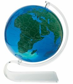 The Blue Green Earthsphere
