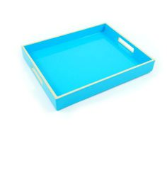 InStyle-Decor.com Gift Boxed Luxury Blue Tray $145 Highest Quality Wooden Designs, Perfect Blue Coffee Table Tray, Blue Ottoman Tray, Blue Serving Tray, Blue Breakfast Tray, Blue Vanity Tray, Blue Dressing Table Tray, Blue Desk Tray, Blue Drinks Tray, Blue Cocktail Tray, Part of Set Matching Blue Trays & Blue Gift Boxes, Check Out Our On Line Store for Over 3,500 Luxury Designer Furniture, Lighting, Decor & Gift Inspirations, Enjoy